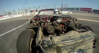 Hot Rod Hacks Up Corvette In Search Of Speed