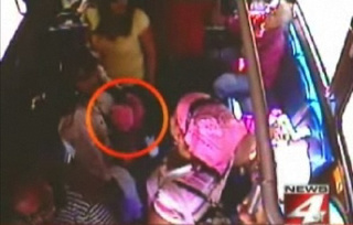 Mothers With Newborns Brawl On San Antonio Bus