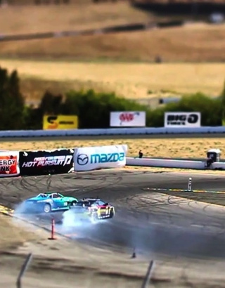 Take A Drift Through Tilt Shift