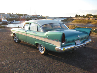 My 1957 Plymouth Belvedere: A Story of Irritation and Infatuation