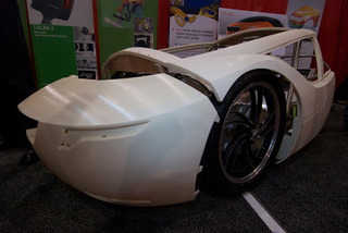 This Is The First 3D Printed Car