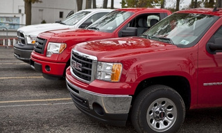 2011 Ford F-150 Wins Top Honors In V6 Pickup Truck Shootout