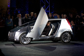 Cadillac Urban Luxury Concept: The Cadillac Of Aveos