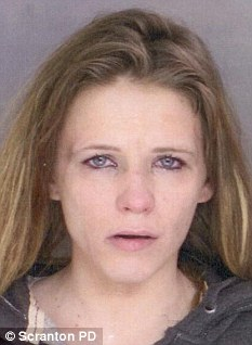 This woman crashed a car with 54 bags of heroin in her vagina