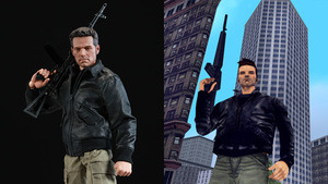 Grand Theft Auto III gets Android and iPhone 4S versions, pricey action figure