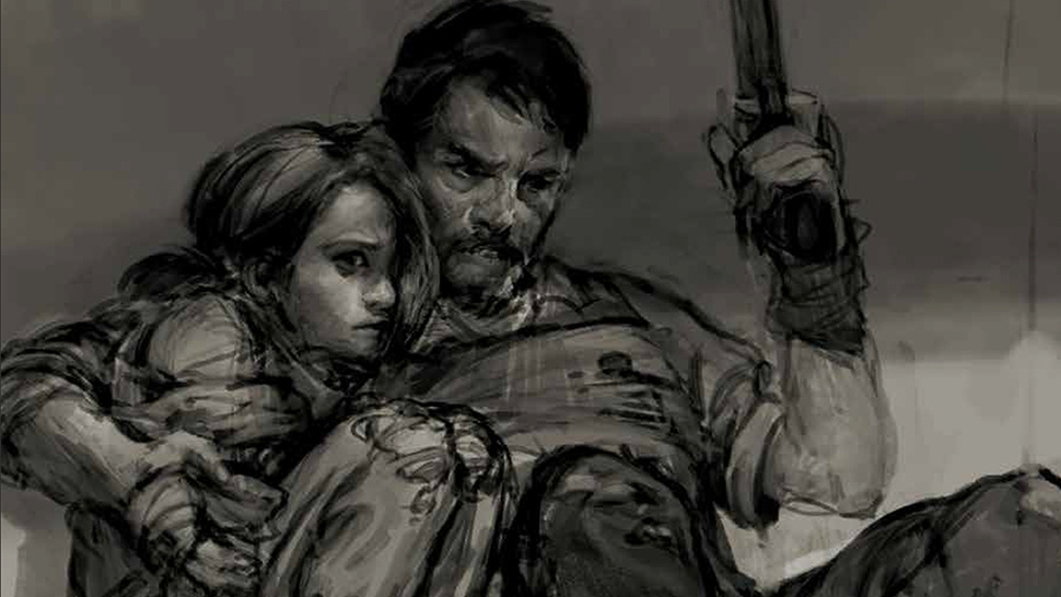 Lordy, <em>The Last of Us</em> Art Book Is Scary Beautiful