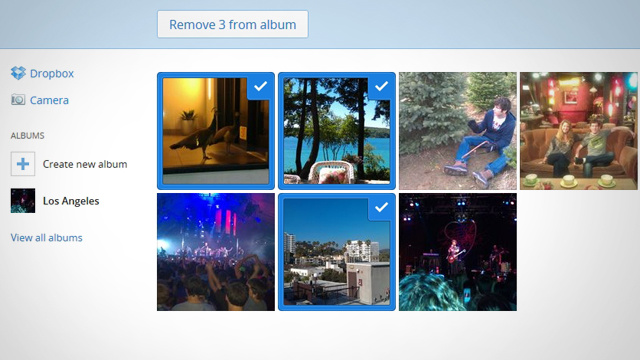 Dropbox Adds New Photo Sharing Features, Document Previews