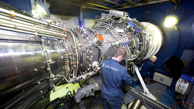 Click here to read <em>Queen Elizabeth</em> Will Float the Biggest Marine Turbine Engine in History