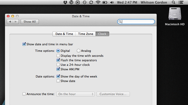 Calendar Views, Frozen Macs, and Address Bar Shortcuts