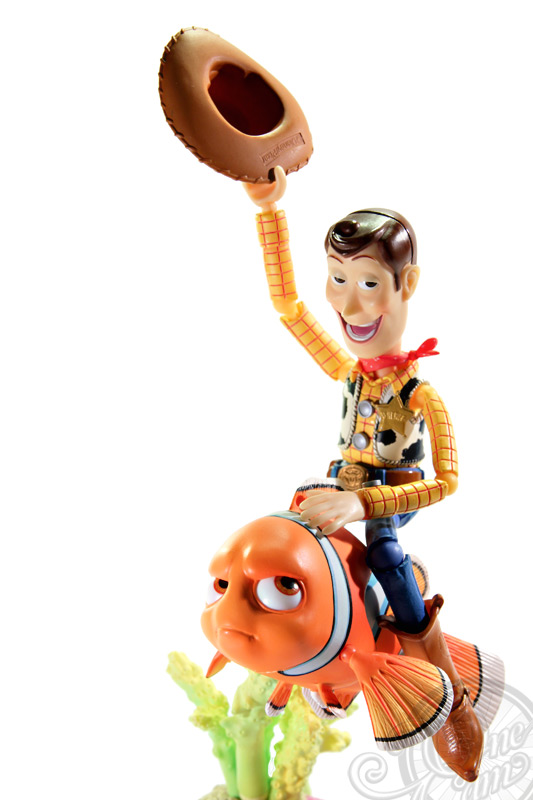 creepy woody trolling the worlds coolest figures and toys
