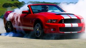 Clint Eastwood's Chrysler Super Bowl Ad, The 2013 Shelby GT500 Convertible, And Ford's Boob Problem
