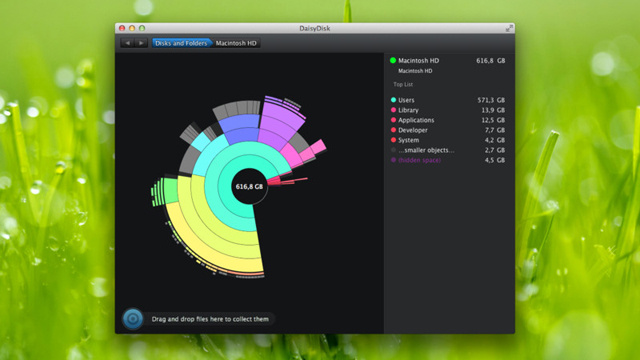 DaisyDisk Figures Out What's Taking Up Space on Your Mac, Is 50% Off Right Now