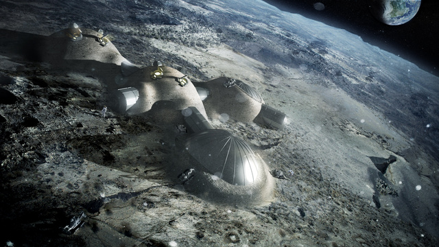 Click here to read This Is What the First Lunar Base Could Really Look Like