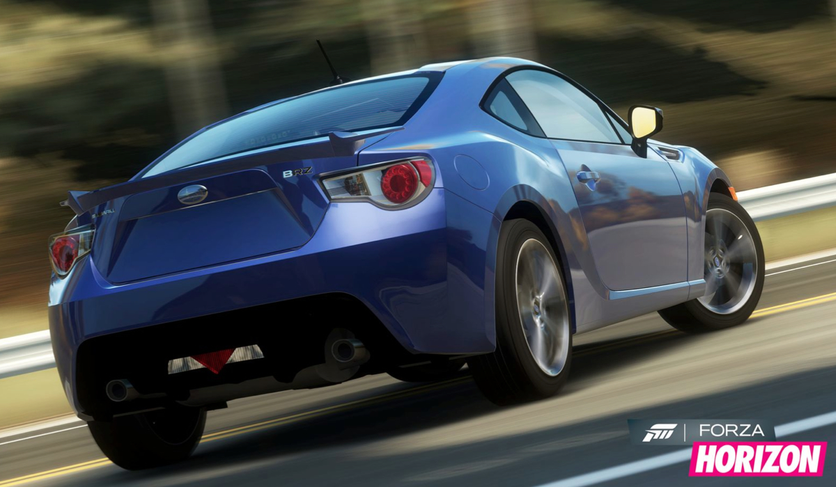 forza horizon review a refreshing change of gears xbox. Black Bedroom Furniture Sets. Home Design Ideas