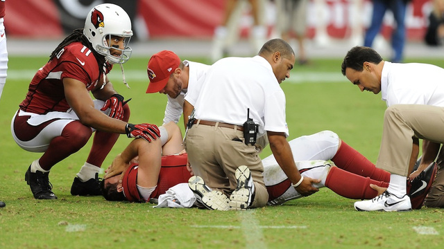 NFLPA says NFLPA members don't trust team doctors