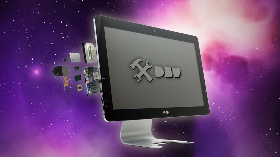 Build Your Own All-In-One PC or Hackintosh with Thin Mini-ITX