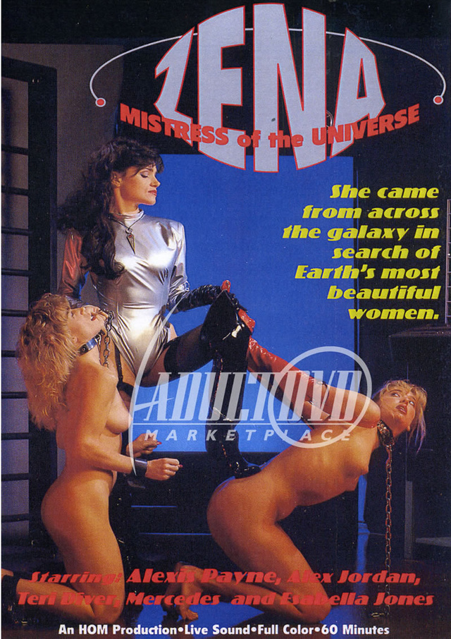The Greatest Science Fiction Porn Movies of All Time: 1992-2001 [NSFW]