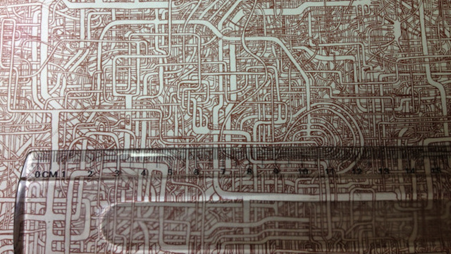 Preposterously Intricate Maze Took Seven Year's of This Janitor's Life