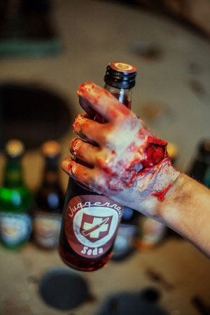 Thirsty Call of Duty Fans Have Made Their Own Range Of Perk-a-Cola