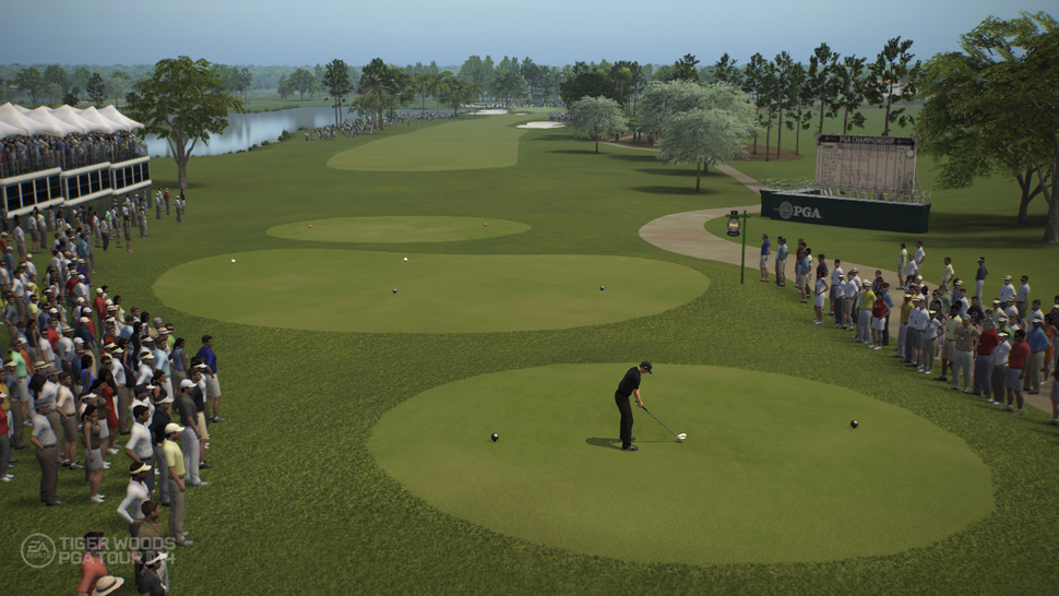 At Last, <em>Tiger Woods PGA Tour 14</em> Brings Sudden Death to Life
