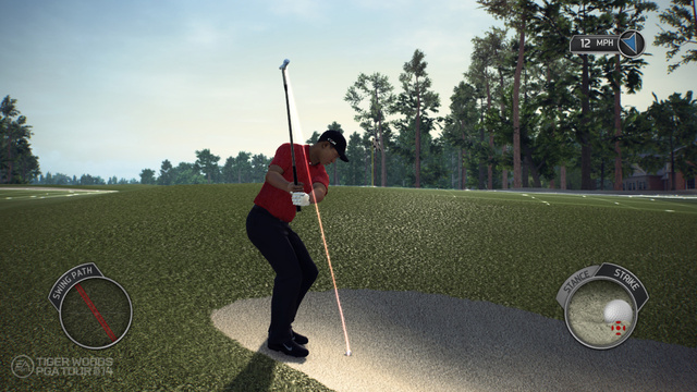 At Last, Tiger Woods PGA Tour 14 Brings Sudden Death to Life