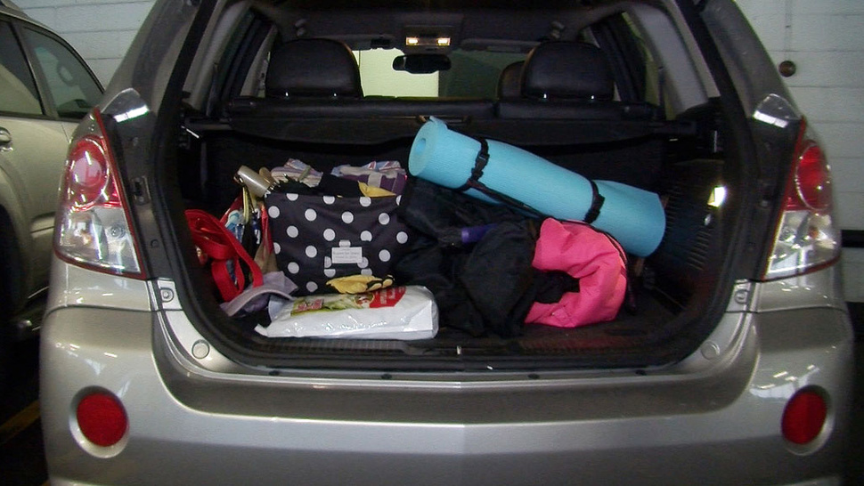 What Helpful Items Do You Store in Your Car?