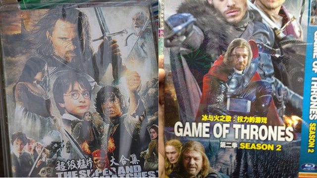These Outrageous Chinese DVD Movie Copies Are Hilarious