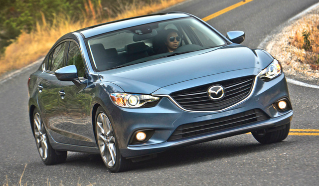 2014 Mazda6: The Jalopnik Review