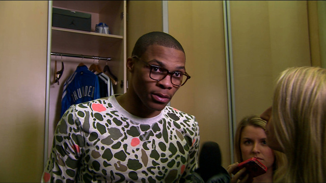 Russell Westbrook's Wardrobe Is Officially Out Of Control