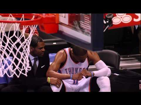 Russell Westbrook Had A Strange Meltdown On The Bench Last Nigh…
