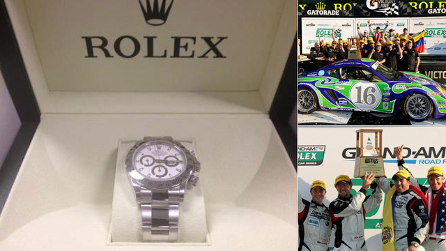 The Funniest Story You'll Ever Hear About A Rolex