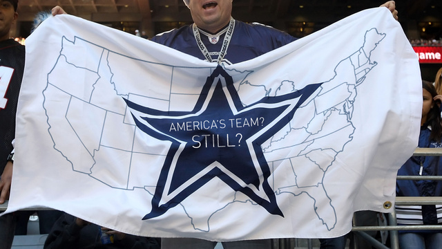 Who Is America's Favorite NFL Team? Facebook Data Offer A Clear…
