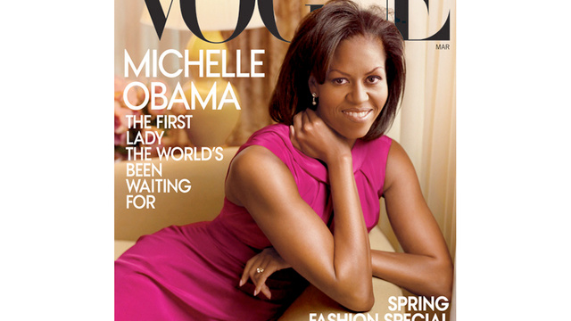 Michelle Obama Rumored to Be Vogue's Next Cover Star