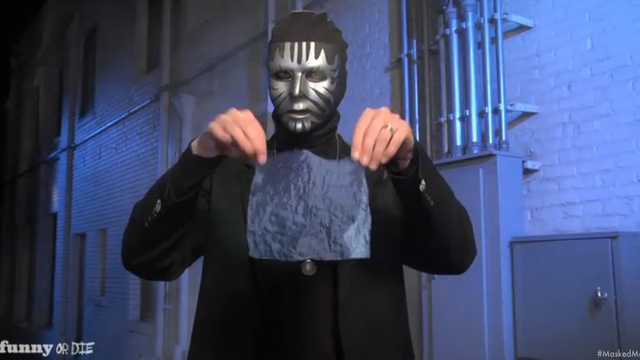 Click here to read This Week's Top Comedy Video: Masked Magician Tricks Revealed (NSFW)