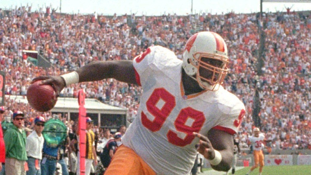 Pro Football Hall Of Fame Calls Up Sapp, Parcells, Ogden, Allen…