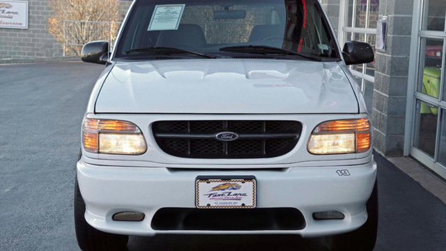 "Used Car Face Off: Outrageous American ""Performance"" SUVs"