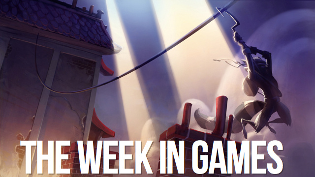 The Week in Games: A Thief in Time Saves Nine