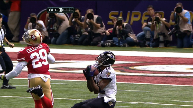 The Ravens Dig The Deep Ball: Joe Flacco And Jacoby Jones Conne…
