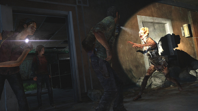 Get a Good Look at The Terrible Enemies in The Last of Us