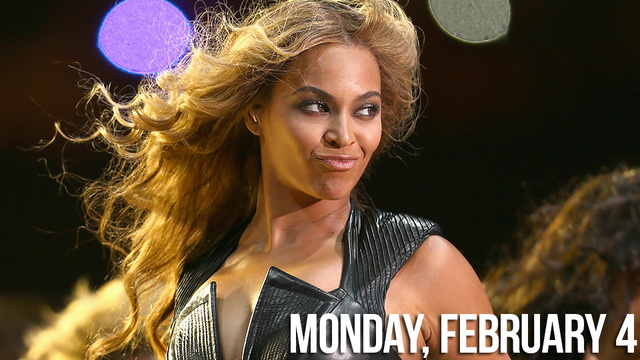 Click here to read Beyoncé Goes H.A.M. at Super Bowl, Announces Imminent World Domination