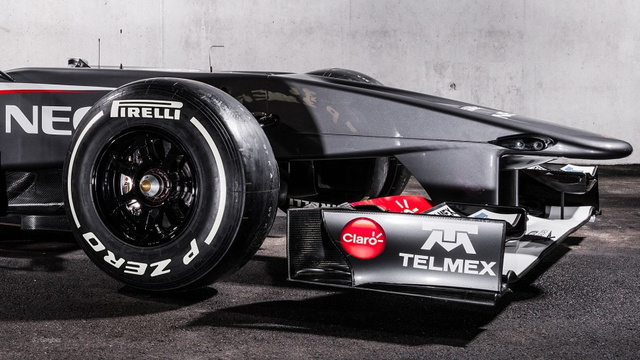 The Sauber C32 Is One Smoking Hot Ferrari