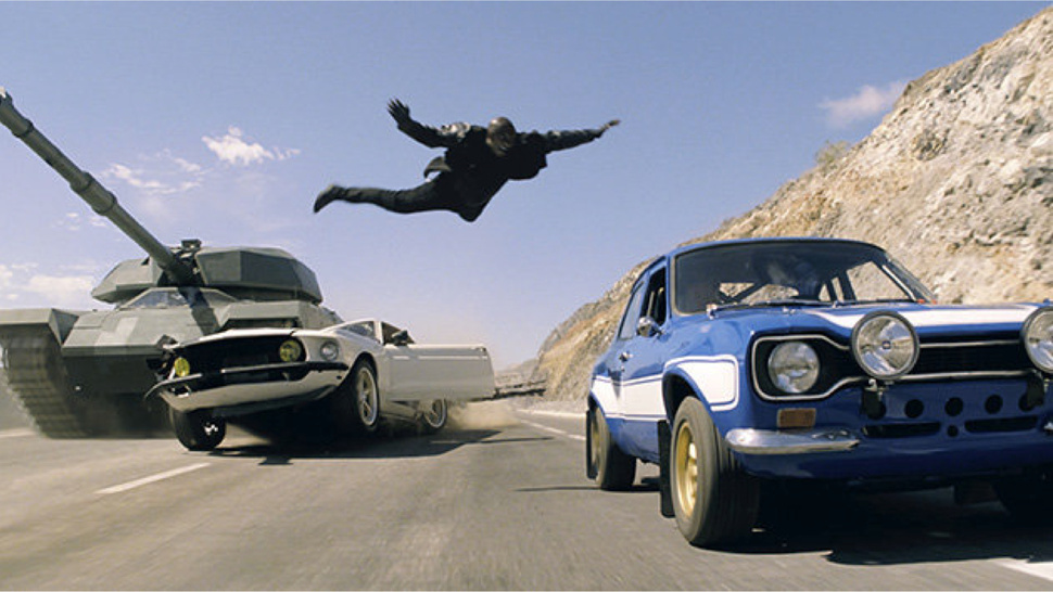 Why <i>Fast And Furious 6</i> Will Be My Favorite Movie Of 2013