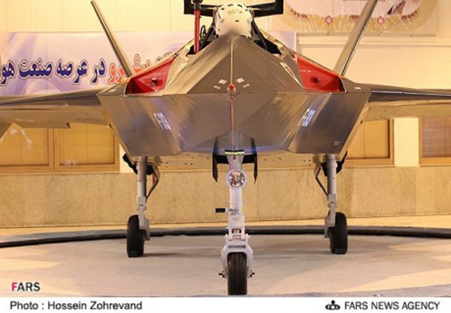 Why Iran's New Home-Grown Stealth Fighter Will Never Get Off the Ground