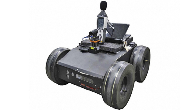 Click here to read Stealthy Robot Uses Loud Distractions To Move About Undetected