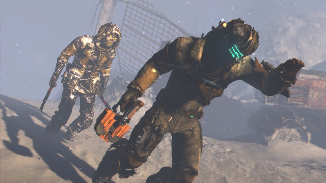 Rumors of Dead Space's Demise Are False, Says Studio and EA