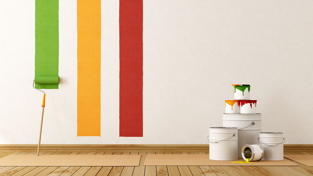 Paint Walls Faster By Starting On The Left If You 39 Re Right