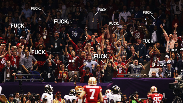 """The Ravens Won The """"Fuck"""" Bowl, Too: An Analysis Of T…"""