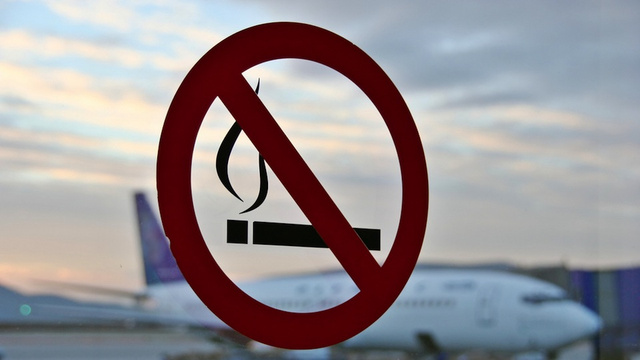Three Members of Belligerent Canadian Family Arrested for Smoking Mid-Flight