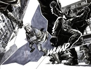 Feast Your Eyes on the Amazing Artwork That Will Make You Think Batman Actually Exists