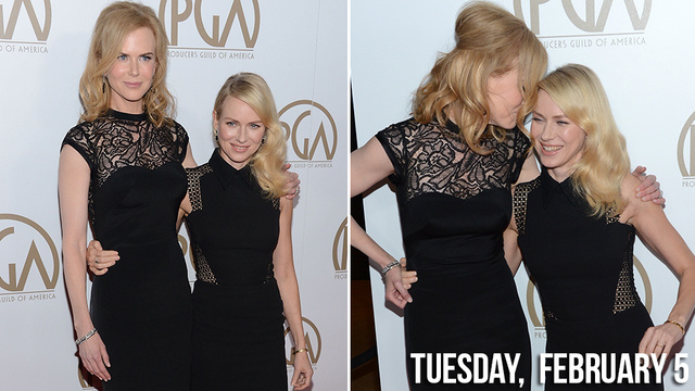 Have Nicole Kidman and Naomi Watts Gone From BFFs to Frenemies?